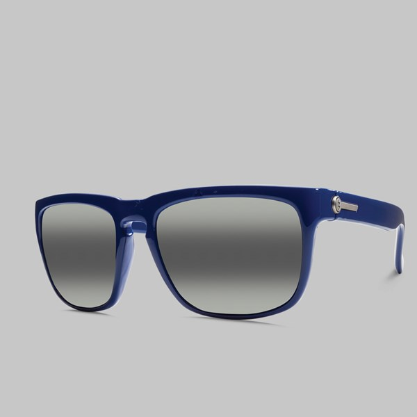 ELECTRIC KNOXVILLE SUNGLASSES ALPINE BLUE M GREY