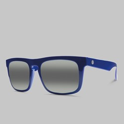 ELECTRIC MAINSTAY SUNGLASSES ALPINE BLUE  M GREY