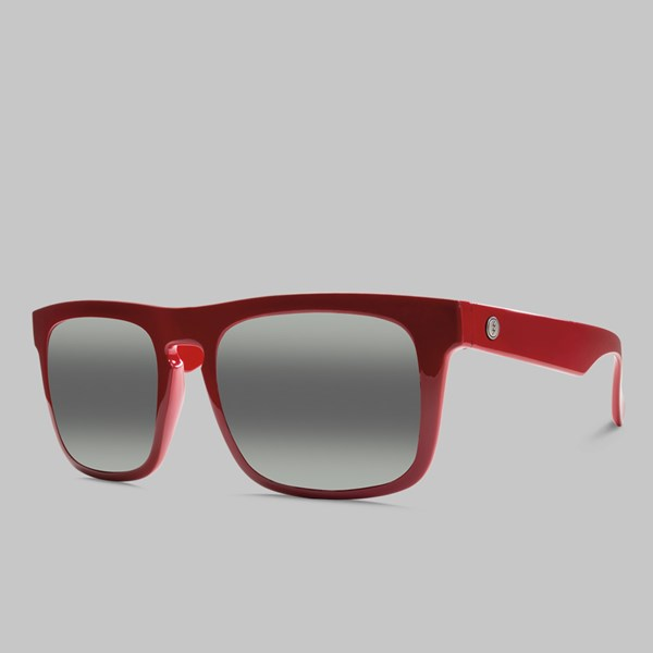 ELECTRIC MAINSTAY SUNGLASSES ALPINE RED M GREY