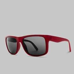 ELECTRIC SWINGARM SUNGLASSES ALPINE RED M GREY