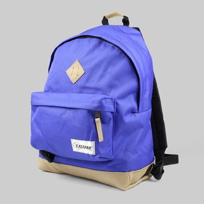 Eastpak Wyoming Backpack Into The Out Electric Blue