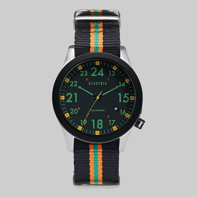 Electric FW01 Watch Black / Green