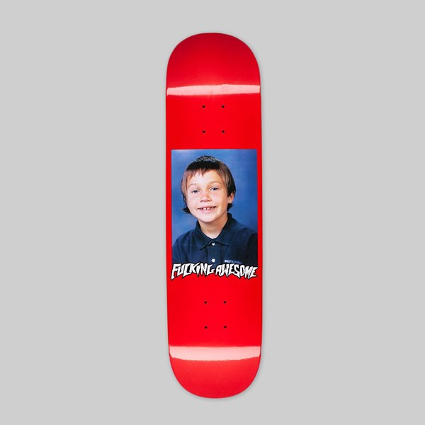 FUCKING AWESOME ELIJAH CLASS PHOTO DIPPED DECK 8.25""