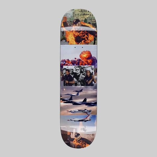 FUCKING AWESOME AVE 'WILD TIMES' DECK 8.25""