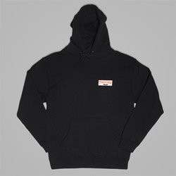 FUCKING AWESOME X THRASHER 'THRASH ME' HOOD BLACK