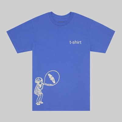 FUCKING AWESOME BALLOON SS T-SHIRT IRIS