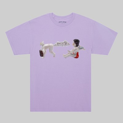 FUCKING AWESOME CHERUB FART SS T-SHIRT ORCHID
