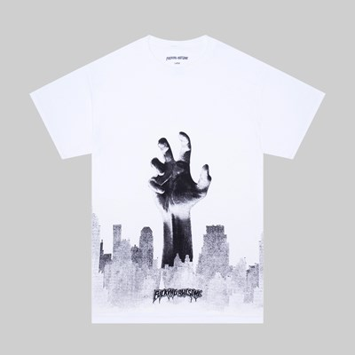 FUCKING AWESOME CITY SS T-SHIRT WHITE