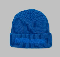 FUCKING AWESOME TONAL BEANIE BLUE