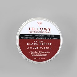 FELLOWS Autumn Warmth BEARD BUTTER 50ml
