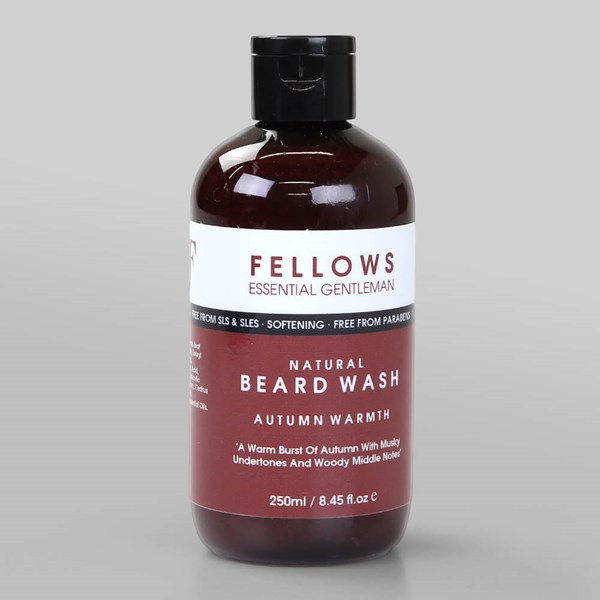 FELLOWS Autumn Warmth BEARD WASH 250ml