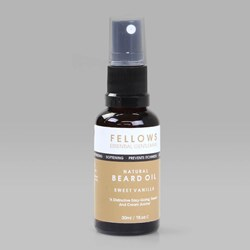 FELLOWS BEARD OIL SWEET VANILLA 30ML