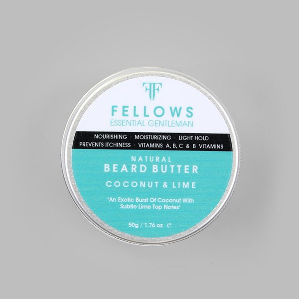 FELLOWS Coconut & Lime BEARD BUTTER 50ml