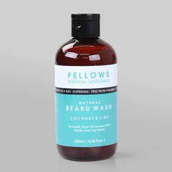 FELLOWS Coconut & Lime BEARD WASH 250ml