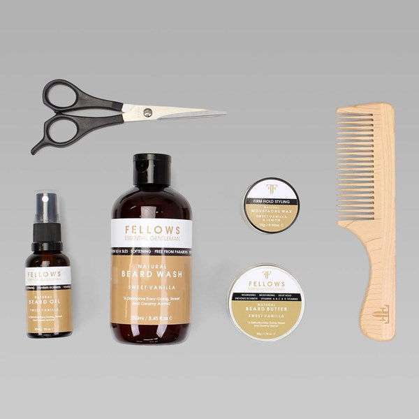 FELLOWS The Beardsman Collection Vanilla