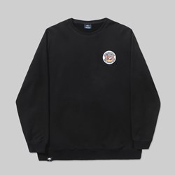 HELAS FIRE DEPARTMENT CREWNECK BLACK