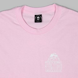 FLYING COFFIN FUN SS T-SHIRT PINK