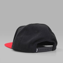 FUCKING AWESOME CLASSIC FA CAP BLACK RED