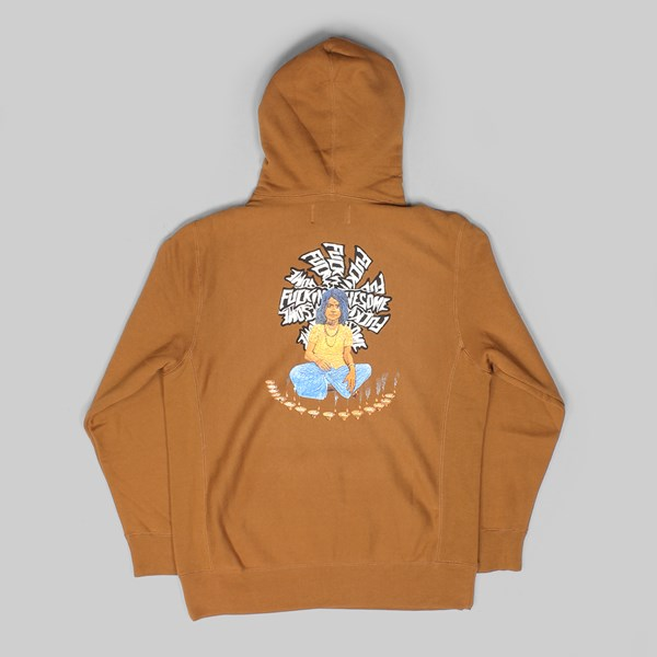 FUCKING AWESOME INDIA BOY HOODIE ARMY