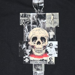FUCKING AWESOME KB COLLAGE LS TEE BLACK