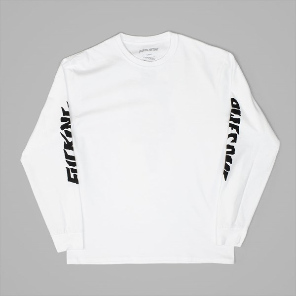 FUCKING AWESOME KB COLLAGE LS TEE WHITE