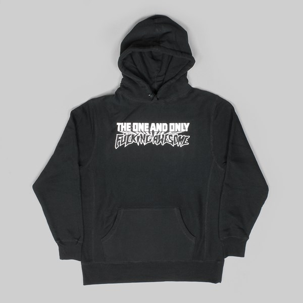 FUCKING AWESOME ONE & ONLY HOODIE BLACK