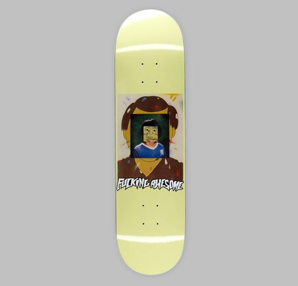 FUCKING AWESOME SEAN PABLO PAINTING DECK 8.25""