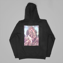 FUCKING AWESOME THRONE HOODIE BLACK