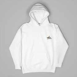FUCKING AWESOME THRONE HOODIE WHITE