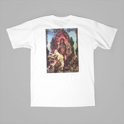 FUCKING AWESOME THRONE SS TEE WHITE