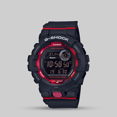 G SHOCK WATCH GBD-800-1ER G-SQUAD DIGITAL BLE STEP-TRACKER