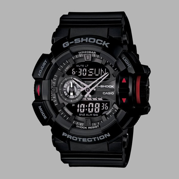 G SHOCK WATCH GA-400-1BER