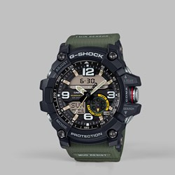 G SHOCK MUDMASTER WATCH GG-1000-1A3ER BLACK ARMY