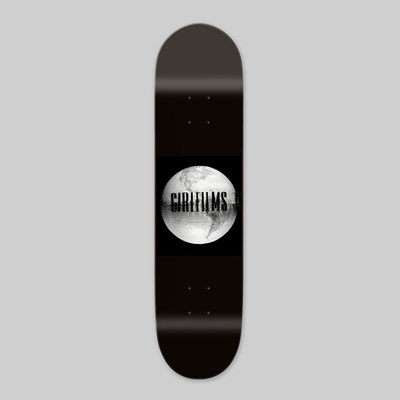 GIRL SKATEBOARDS GLOBE FILMS DECK 8.375""