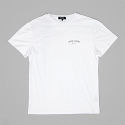GRAND SCHEME CASTAWAY T SHIRT WHITE
