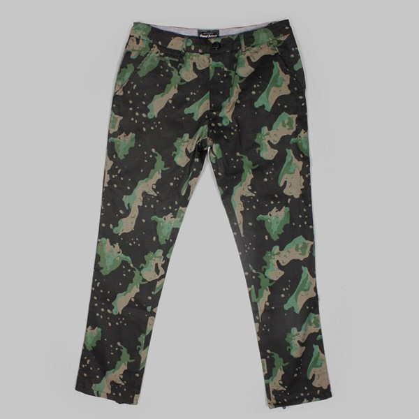 GRAND SCHEME DESERT CAMO ADAPT PANT GREEN