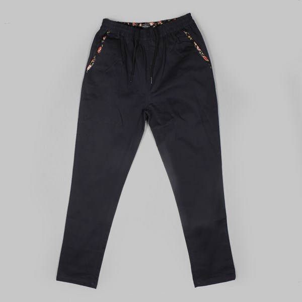 GRAND SCHEME SLOUCH CHINO NAVY