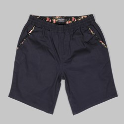 GRAND SCHEME SLOUCH CHINO SHORT NAVY