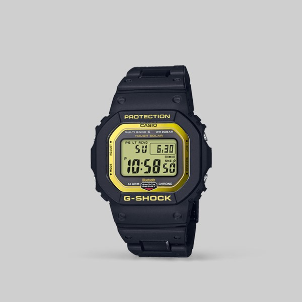 G SHOCK WATCH GW-B5600BC-1ER BLACK GOLD