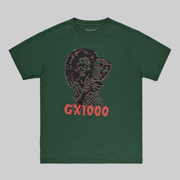 GX1000 CHILD OF THE GRAVE SS T-SHIRT FOREST