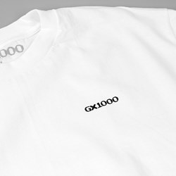 GX1000 OG LOGO LONG SLEEVE TEE WHITE