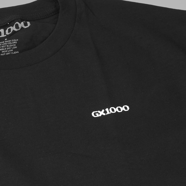 GX1000 OG LOGO T-SHIRT BLACK