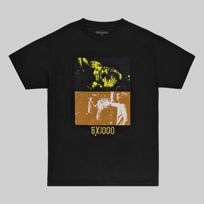 GX1000 PATH OF SORROWS SS T-SHIRT BLACK