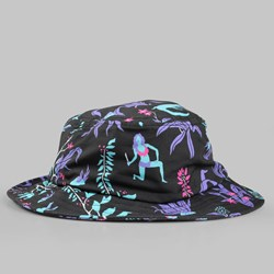 Grand Scheme Sean Morris Bucket Hat Black