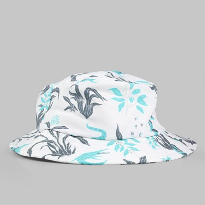 Grand Scheme Sean Morris Bucket Hat White