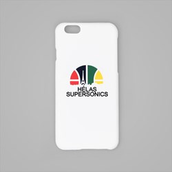 HELAS BOOTY CALLS SUPERSONICS IPHONE 6 CASE