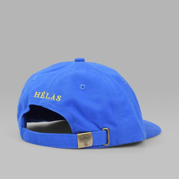 HELAS Baller Blue 6 Panels Cap Navy