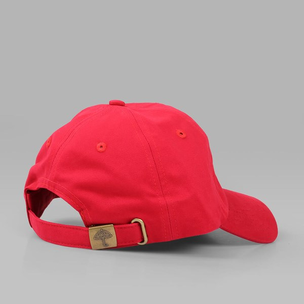 HELAS CAPS 'H' CAP RED