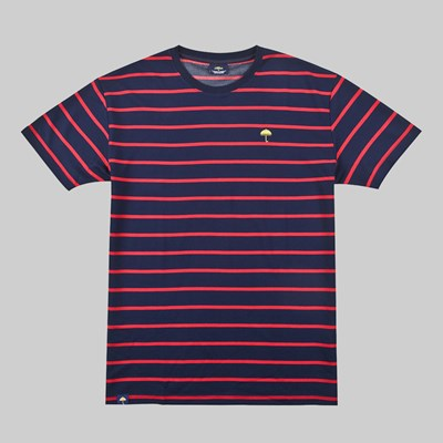 HELAS CLASSIC STRIPED T-SHIRT NAVY