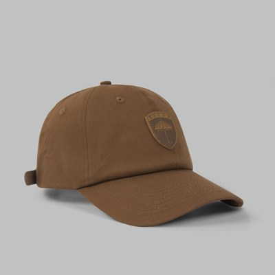 HELAS FAN CAP BROWN